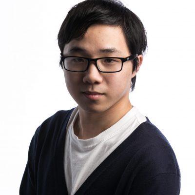 Headshot of Joshua Shum